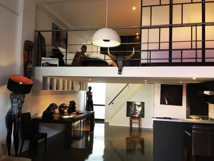 Loft Tikis Gallery