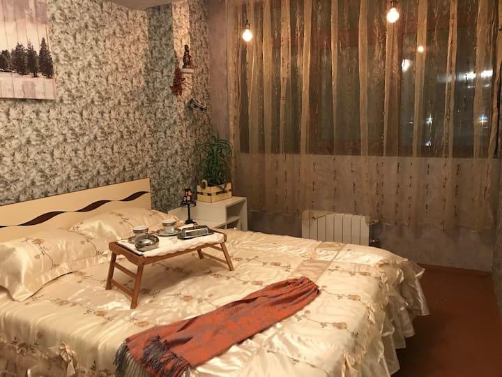 Светлая, уютная, современная квартира в центре