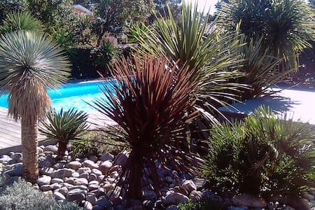 Villa avec piscine, spa et hammam, proche plages - Labenne - Villa