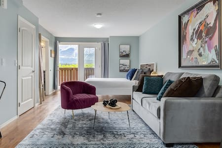✿Stunning Moutain View Cozy Studio for Small Grp❤