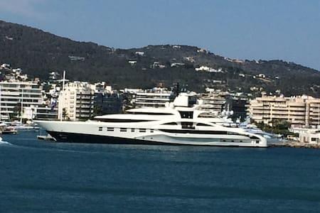 Old port of ibiza, nice Duplex! - Eivissa