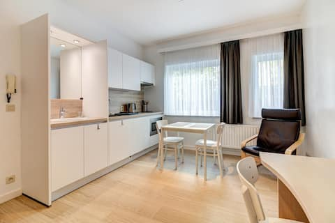 Modern & quiet studio near the city of Leuven