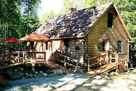 Mossy Glen Lodge - room B rental - Boothbay