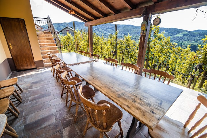 Vineyard Holiday House Kerin