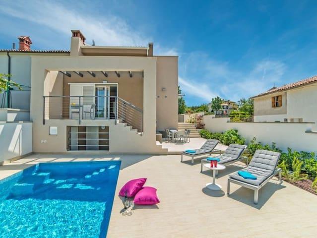 Villa Bianca - Labin, Istria, Croatia - Salakovci - Villa