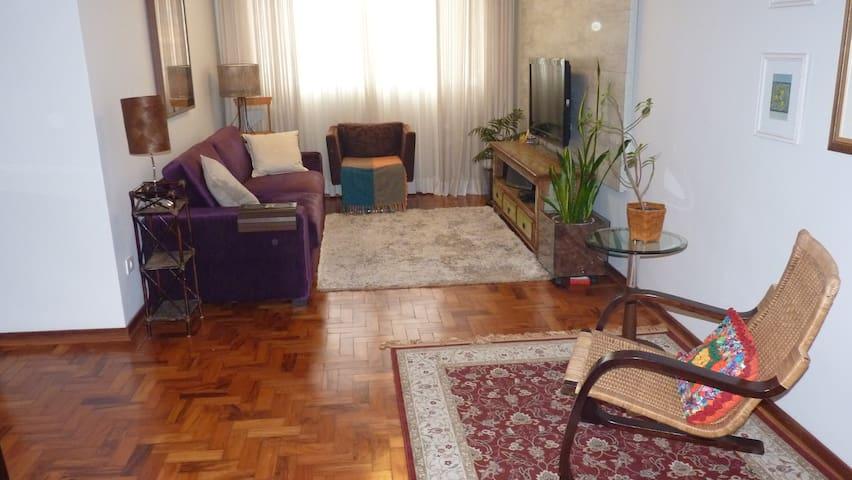 QUARTO CONFORTÁVEL PRÓX. AO METRÔ - São Paulo - Apartemen