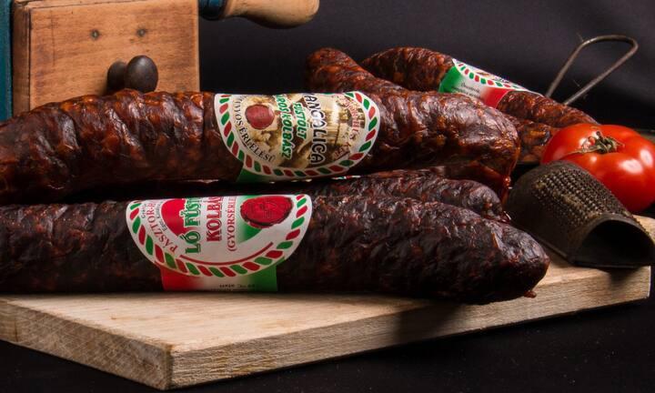 Mangalica sausage