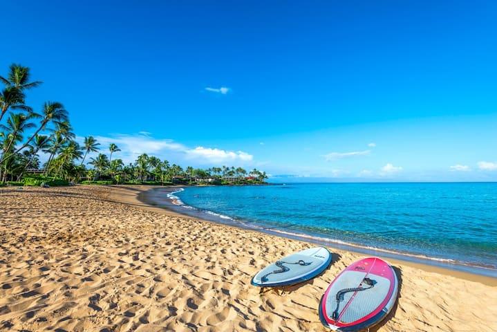 Napili Bay 3 Bedroom Villa Condo Steps to Beach