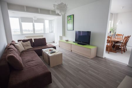 Perfect stay in the heart of Osijek - Osijek - Appartement