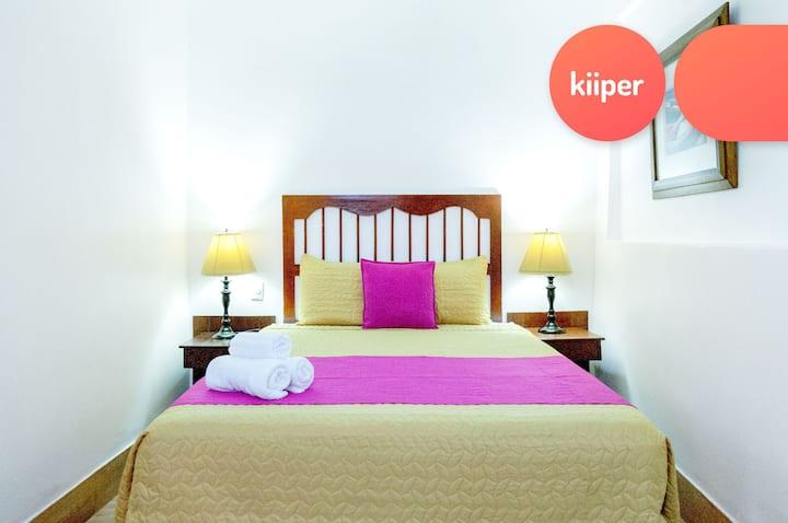 kiiper | Cozy Apartment in Flores | 2 PPL