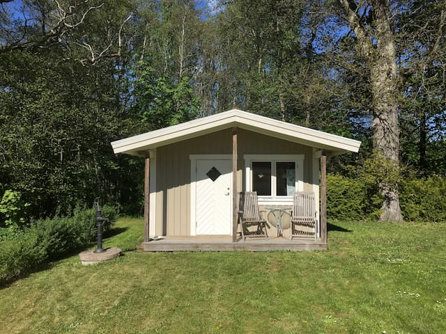 Small cabin close to Kolmården / Norrköping