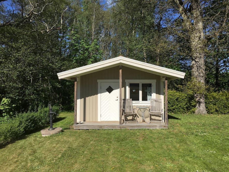small cabin close to kolm rden norrk ping g steh user zur miete in norrk ping nv. Black Bedroom Furniture Sets. Home Design Ideas