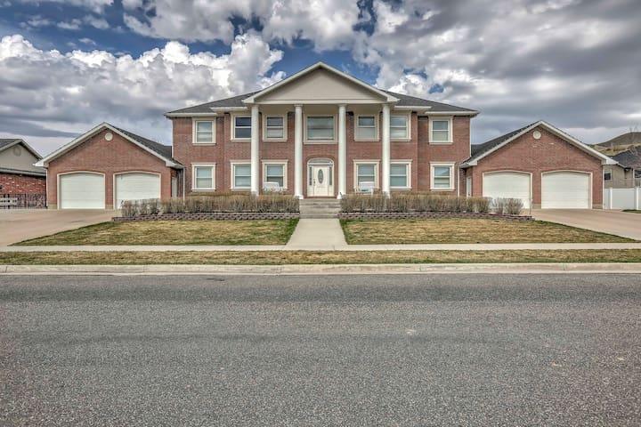 New! 2BR Smithfield Apartment w/ Home Theater! - Smithfield - Leilighet
