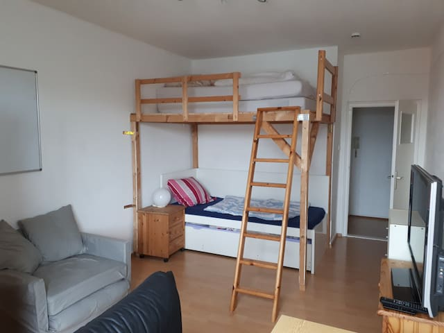 Guestroom in Hannover (near subway)