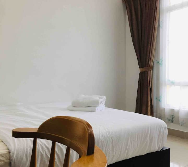 """""""Relaxing"""" Ipoh Majestic Homestay by GA Homes"""