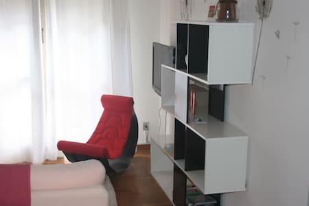 Ampio appartamento comodo al centro per famiglia