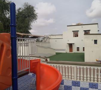 Wadi Sal-Vacation Home(2 bedrooms)