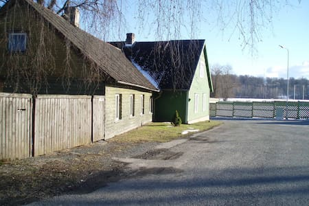 Cozy house in Viljandi, next to the beautiful lake - Viljandi