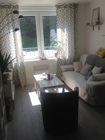 Appartement cosy au coeur de Carhaix - Carhaix-Plouguer - Lägenhet