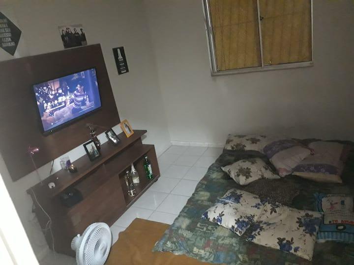 Apartamento em condomínio fechado e tranquilo