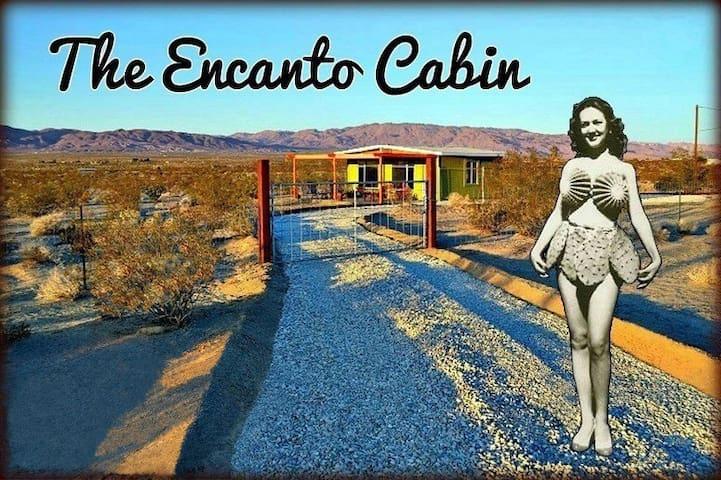 Jackrabbit Homestead -The Enchanting Encanto Cabin