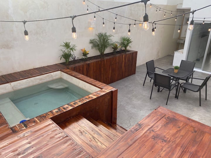 Casa Riviera con Jacuzzi (Full Amenities)