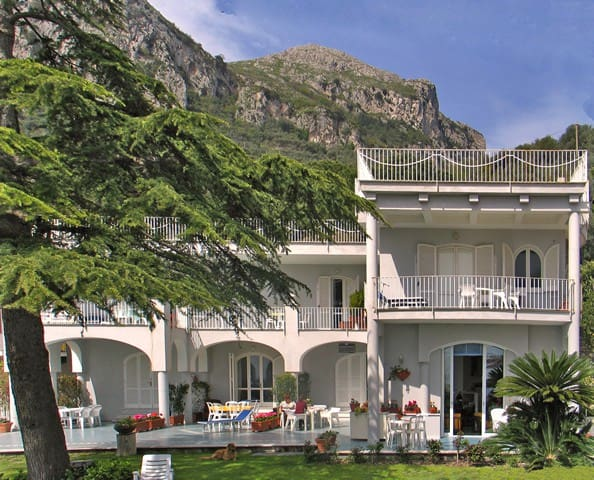 Villa Calù apartment Sorrento coast Nerano beach - Nerano - Wohnung