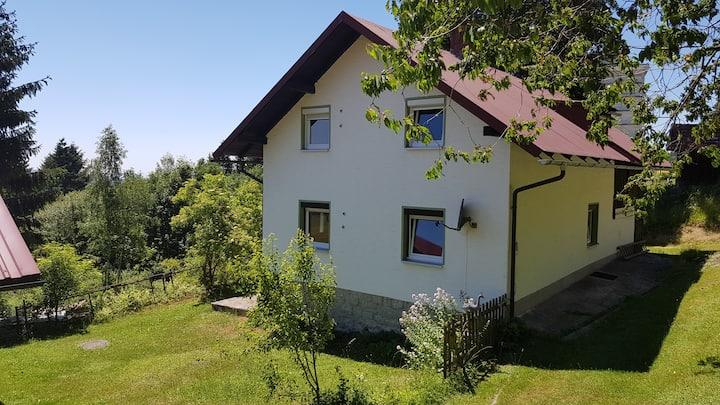 Ferienhaus auf dem Duschlberg (Altreichenau)