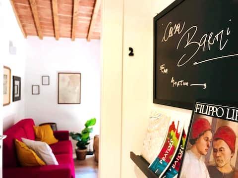 Studio apartmen CALIMARA18 25min from Florence
