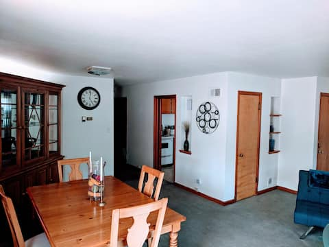 Private Milwaukee Home-Great Location, Entire Unit