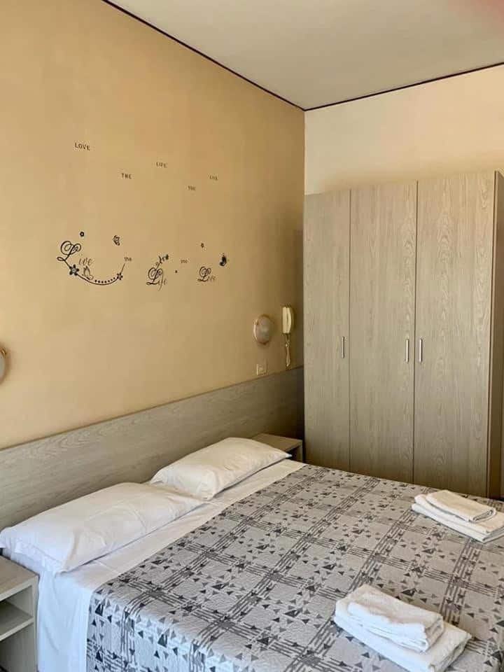 New Hotel Cirene Room for two people