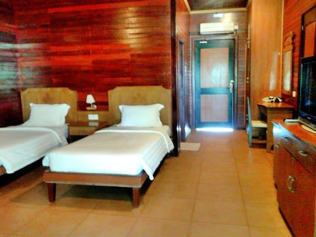 Bintan Sayang with sea view room