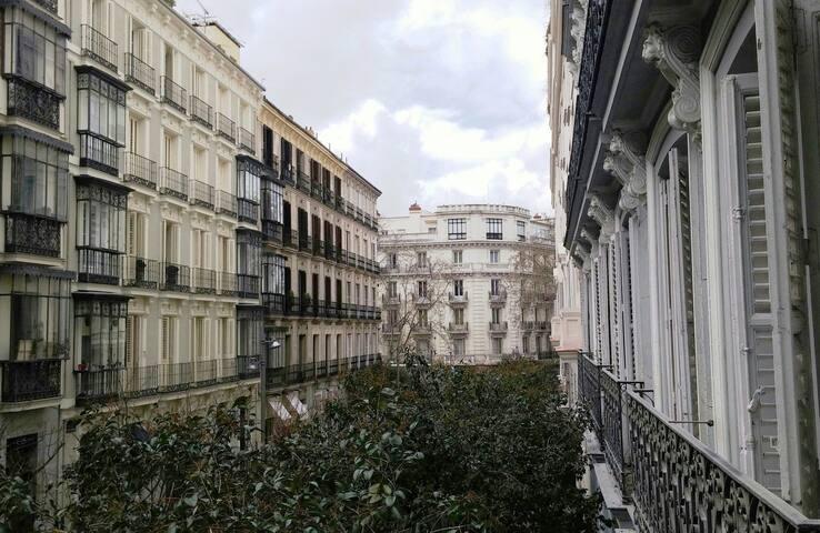 Apartamento amable tradici n prestigio moderno - Les luxueux appartements serrano cero madrid ...
