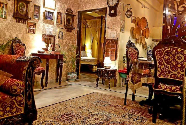 ★VILLA AMANORA An Exotic Indian Artistic Bungalow★