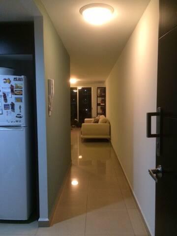 Perfecta habitación para viajeros de trabajo. - Ciudad de México - Apartemen
