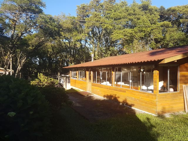 Chalé Camping Gramado