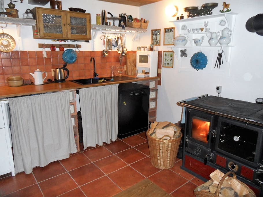 Setnice s kuchyní