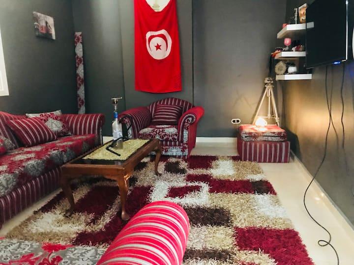 Cozy Oriental Apartment