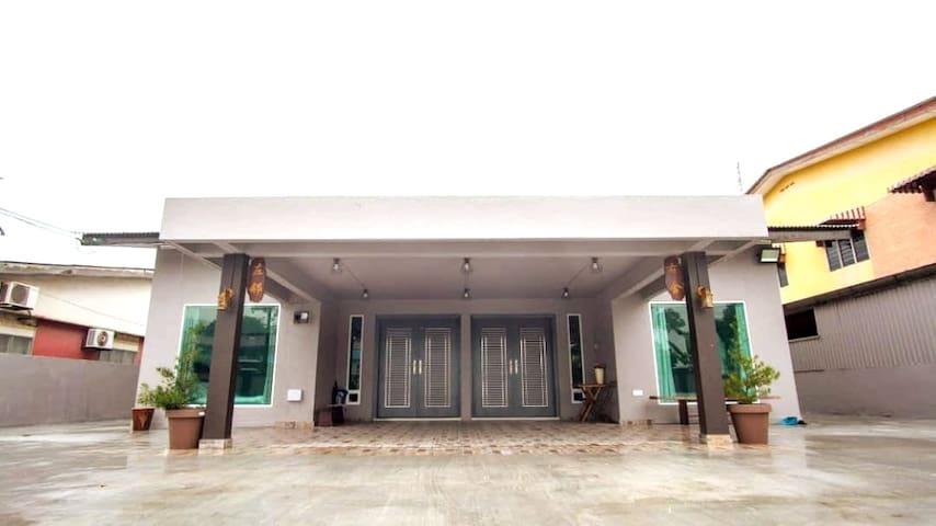 【左邻】Dual-Key Bungalow with BBQ Courtyard 简约独栋民宿