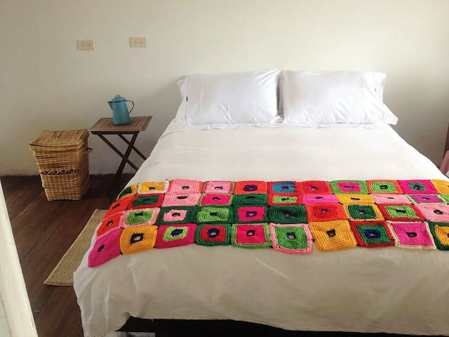 Cozy Apartment in the Center - Villa de Leyva - Daire