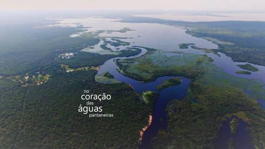 Heart of Pantanal Water - comfort and adventure