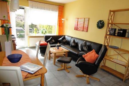 Gemütliche Wohnung an der Ostsee mit Terrasse - Dahme - Apartmen