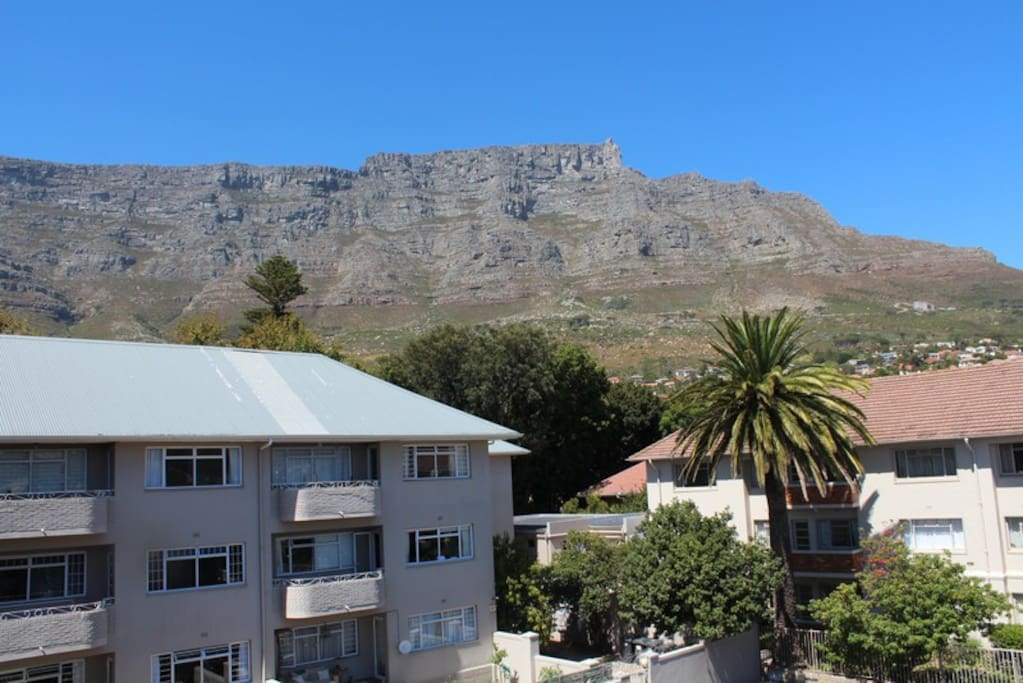 Welcome to Cape Town.