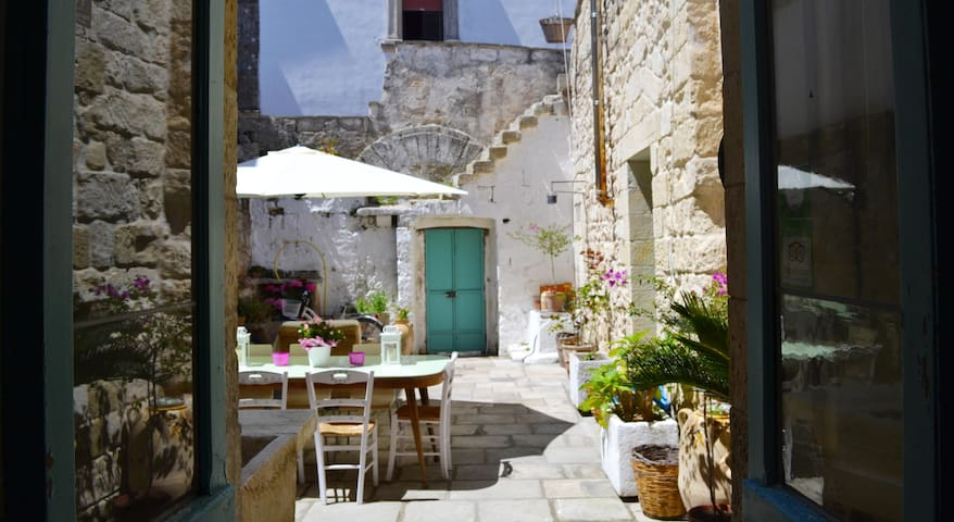 SALENTO GUESTHOUSE-ENTIRE HOUSE