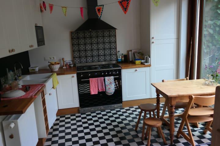 kitchen (gas)