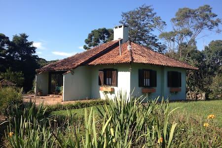 Cabana no Campo - Quatro Barras - Casa