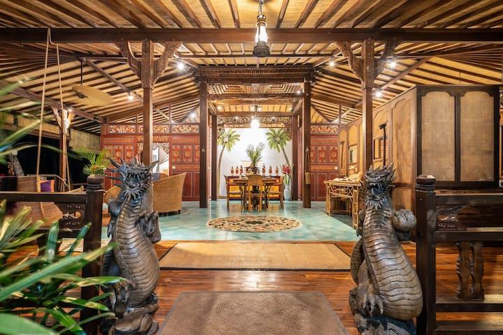 Villa Uma Anyar: Joglo Uma