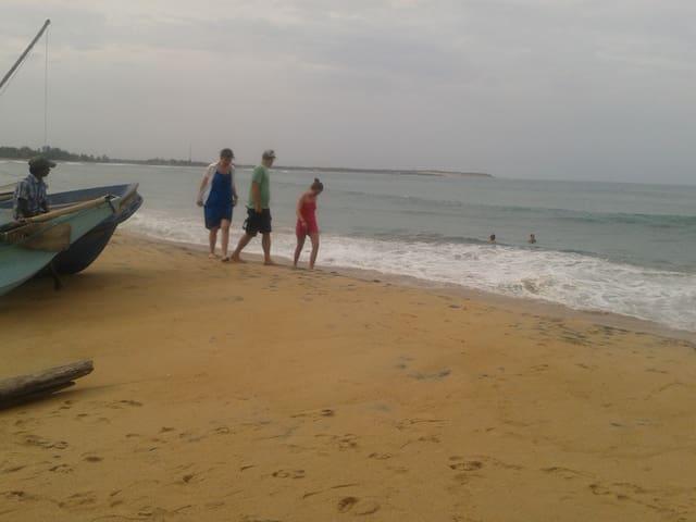 Beach baths, sea beach enjoyments, cultural events