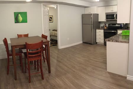 Newly built flat close to Downtown - Halifax