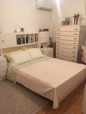 Cozy room  20min from city center and airport